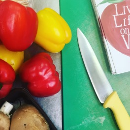 Helping schools with the veg